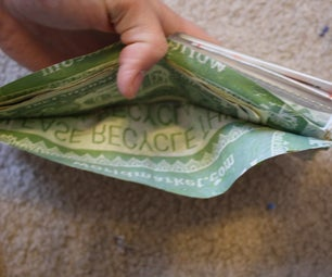 Wallet From Fused Plastic Bags!