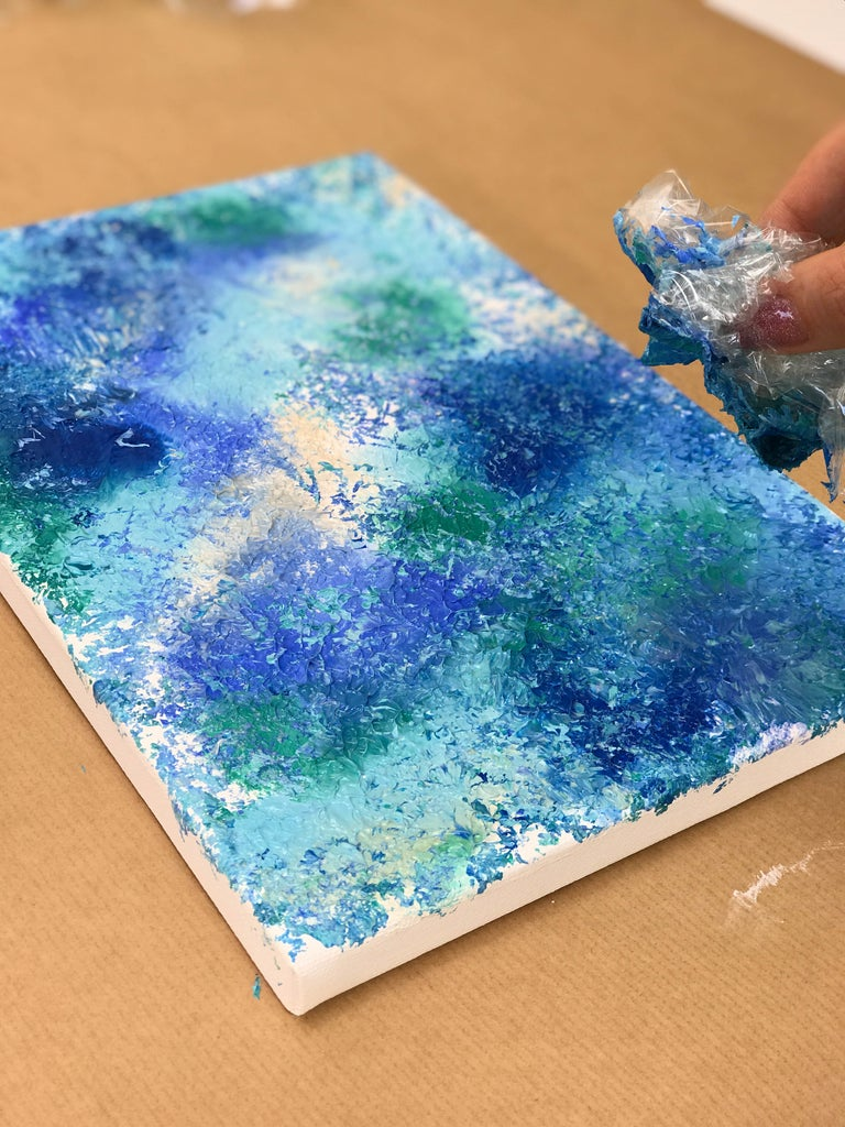 Add Texture to the Painting