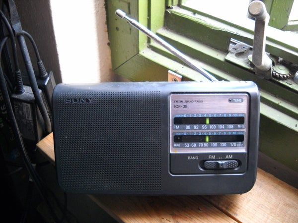 (11) Solar Adaptation for Radio (Pluggables)