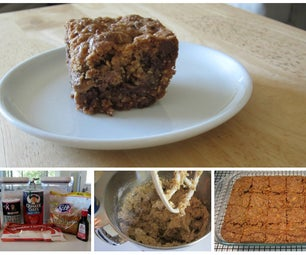 Everything But the Kitchen Sink Cookie Bars