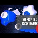 [NEOPMask] - 3D Printed Respirator With Exchangeable Filter