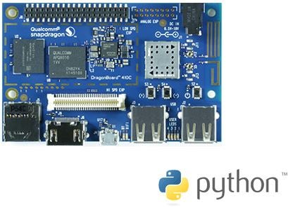 DragonBoard: How to Access GPIOs Using Python
