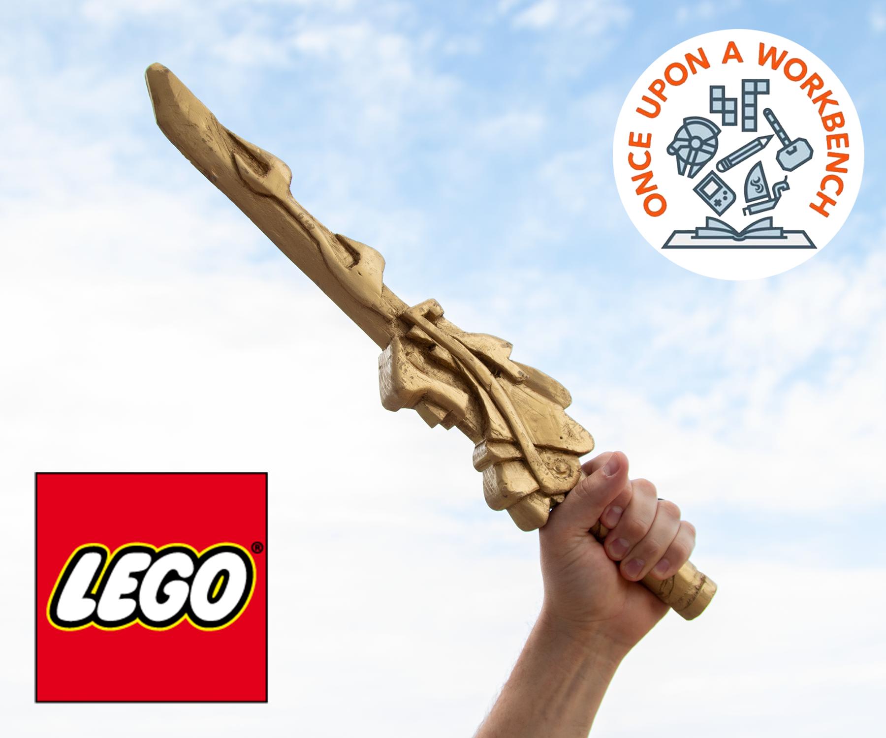 Lego Ninjago Golden Sword
