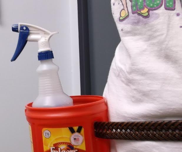 Spray Bottle Holster
