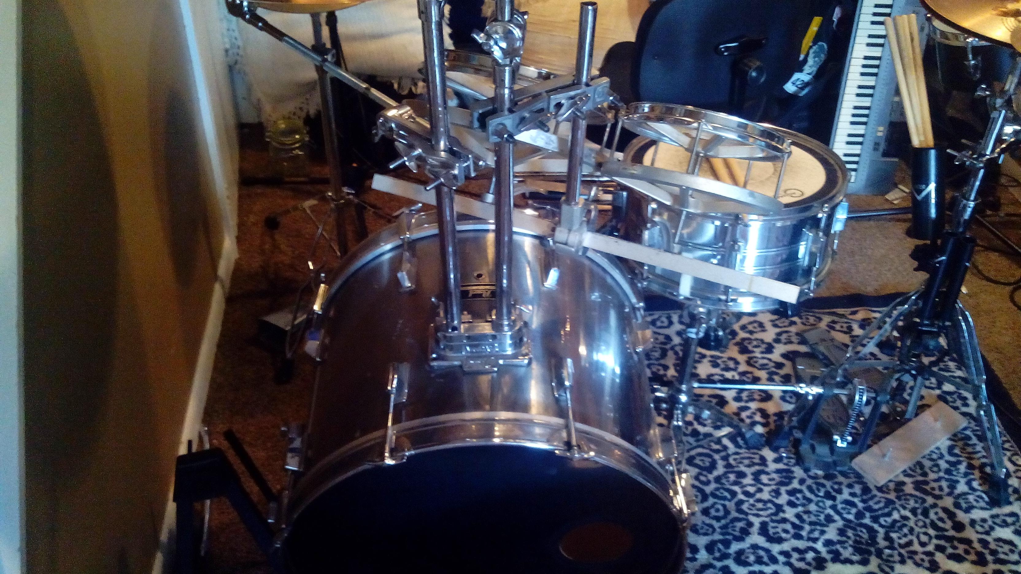 Drum Kit Rewrap