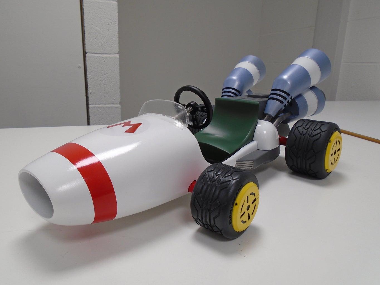 Mario Kart 8: B Dasher 1:6 Scale Model