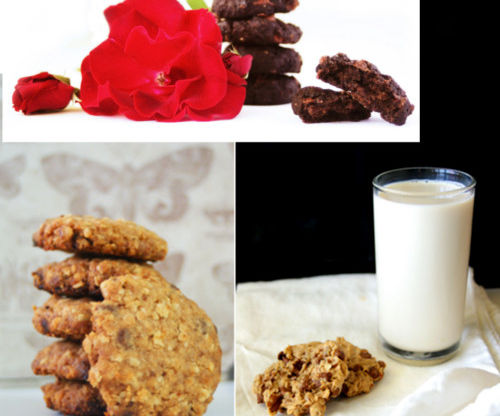 Chocolate Chip Cookies Four Ways