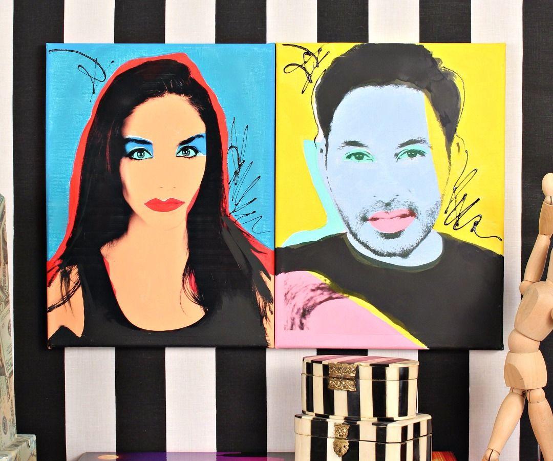 Let's Make Warhol Art!