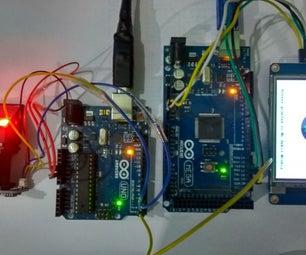 Visuino: Fingerprint Sensor With Nextion Display