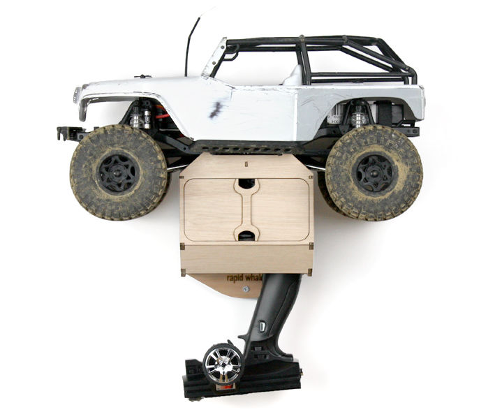 RC Truck Wall Mount