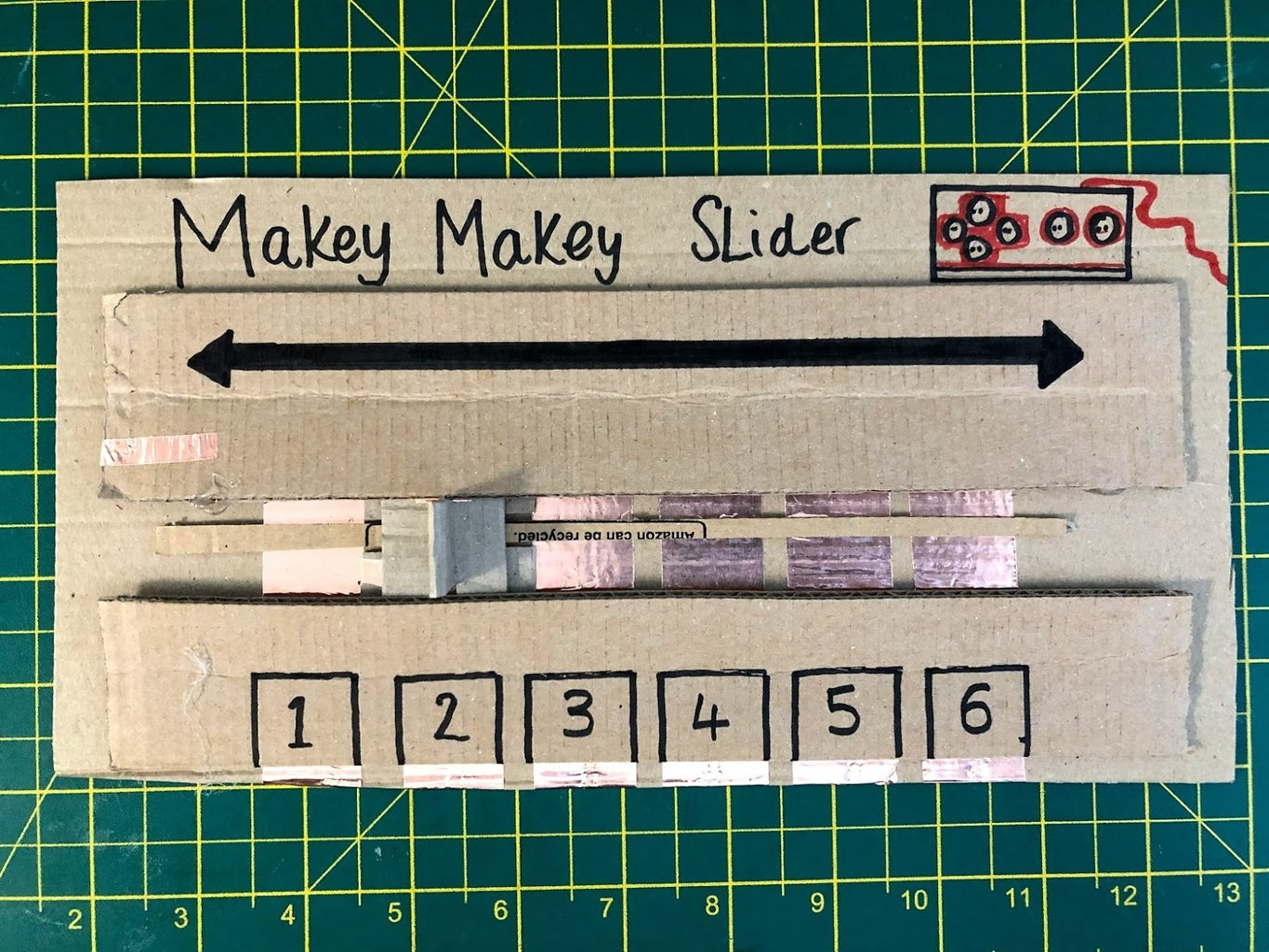 Connecting the Makey Makey