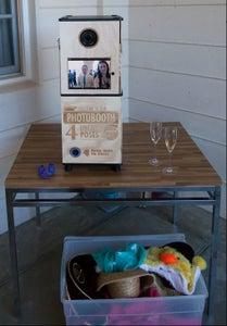 Wedding Photobooth (iPad+DSLR)