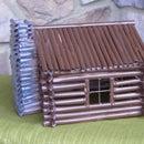 Log Cabin That Safely Hides $4,000+!
