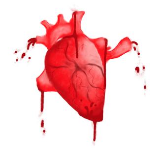 InspirARTion Heart Drawing