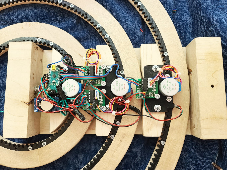 Assemble Electronics and Upload Code