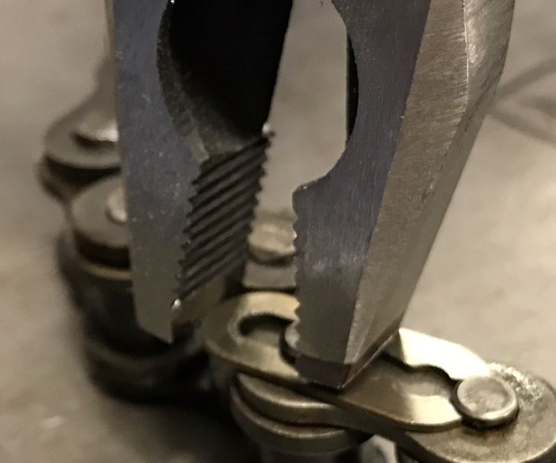 Chain Master Link Pliers