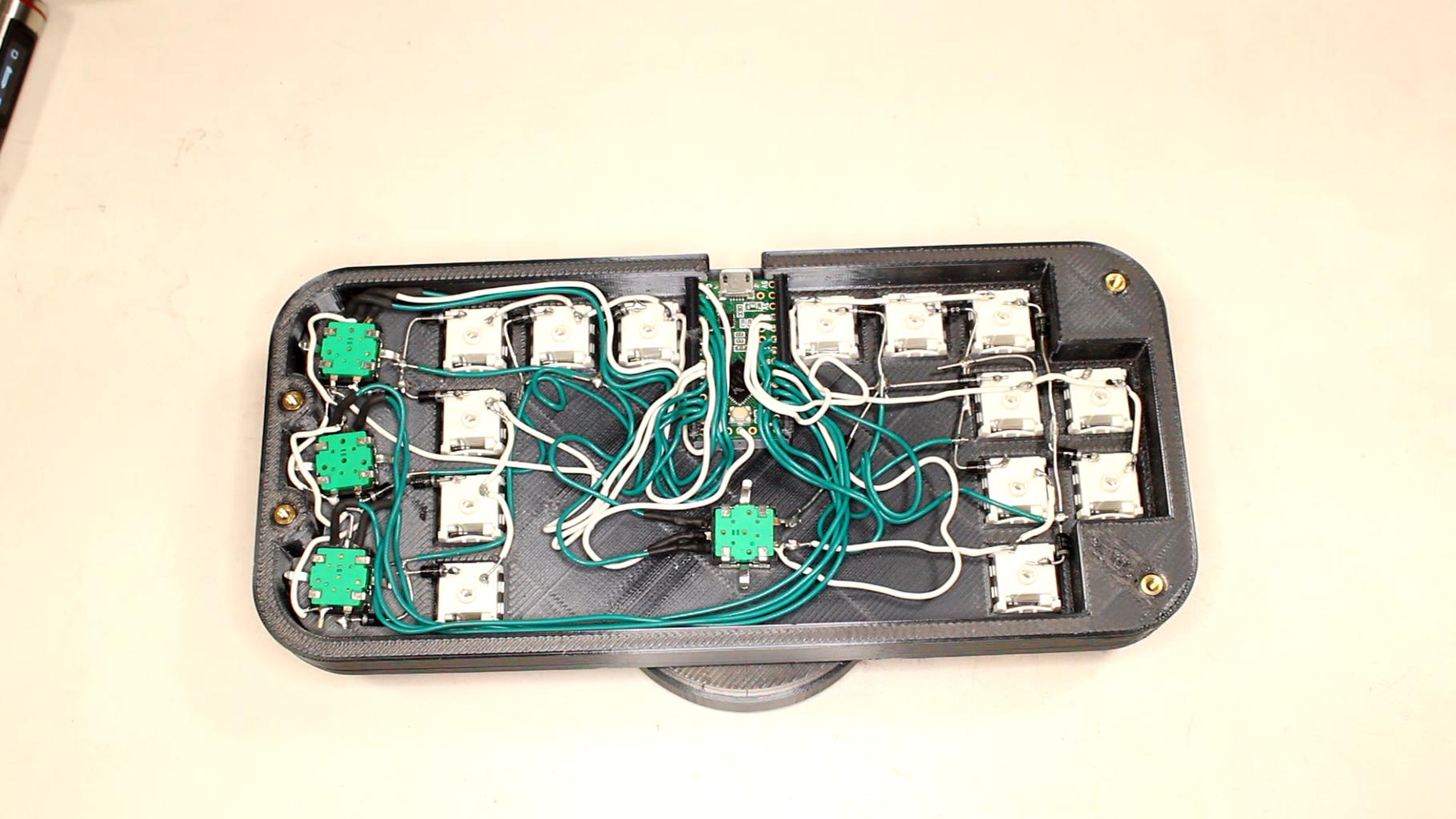 Build the Switch Matrix