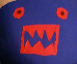 How to Make a Monster Beanbag Cover