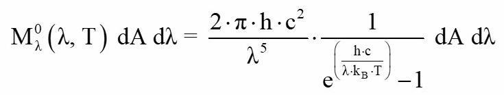 Experiments on the Stefan-Boltzmann-law