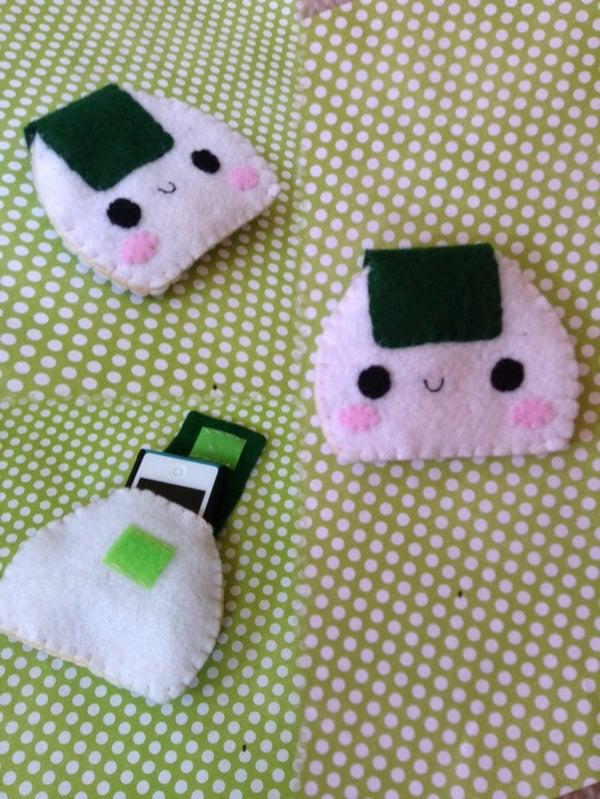 Onigiri Sushi Coin Purse