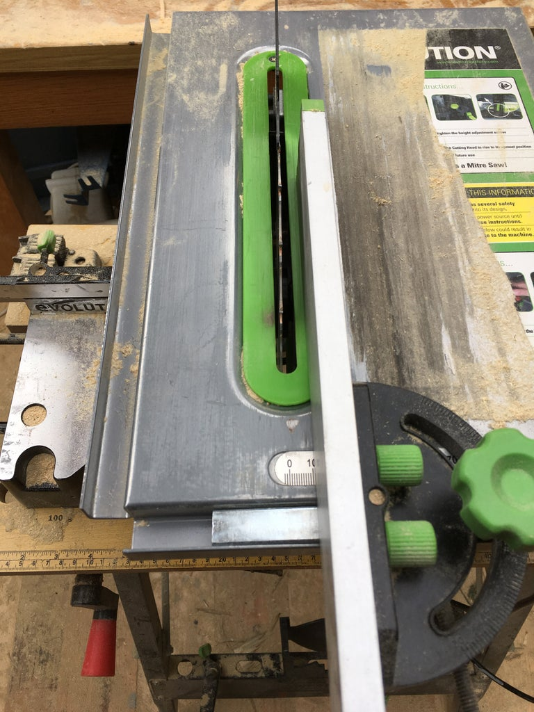 Trimming the Battens Part 2