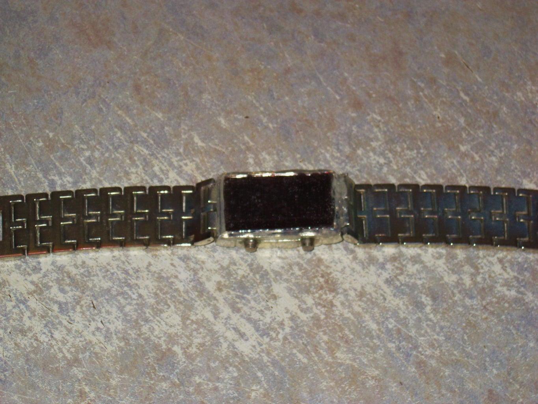 Simplest Solar Watch