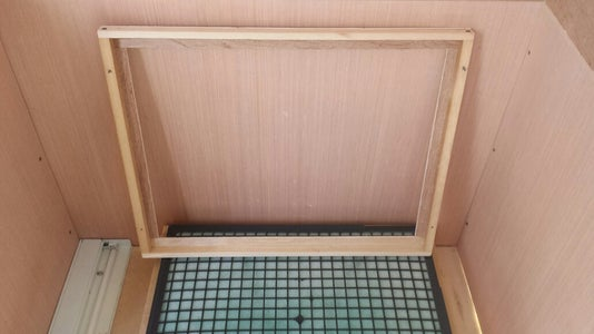 Litter Box Dust Filter