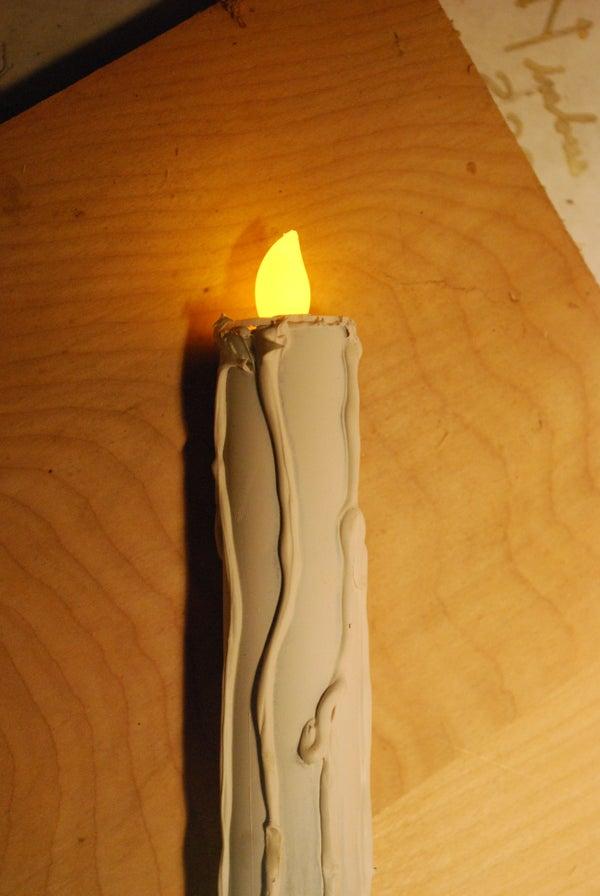 Levitating Candles
