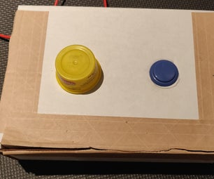 Makey Makey Dial With Push Button