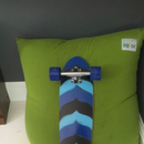 Diy Custom Painted Cruiser Skateboard