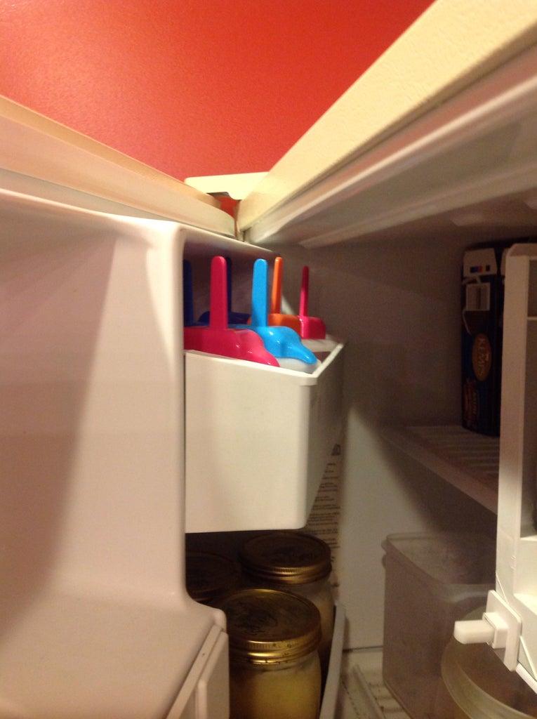 Caps and Freezer