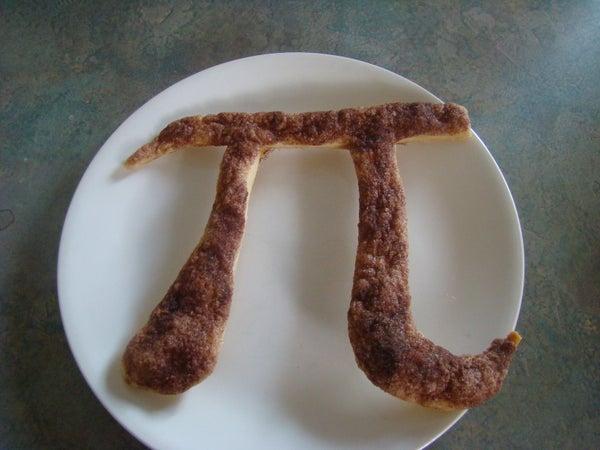 Cookie Pi Crust
