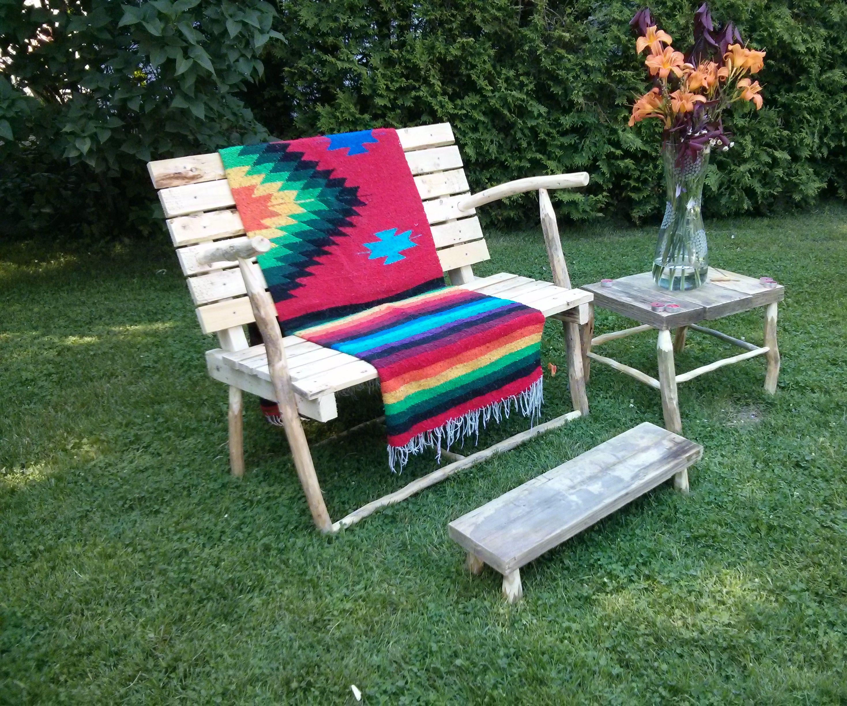 The Frontier Homestead Garden Set