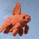 Crochet Goldfish