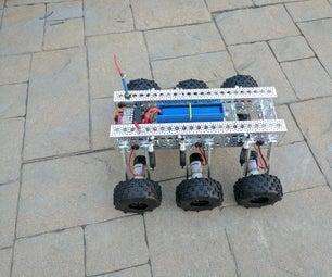 YAAR - Yet Another Autonomous Robot
