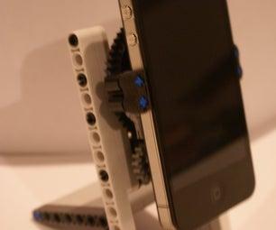 Simplistic Lego IPhone 4 Stand