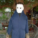 DIY Michael Myers - Halloween