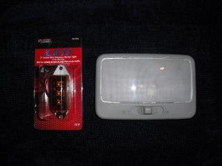$6 LED Interior Light Conversion 12V DC Car/Boat/RV
