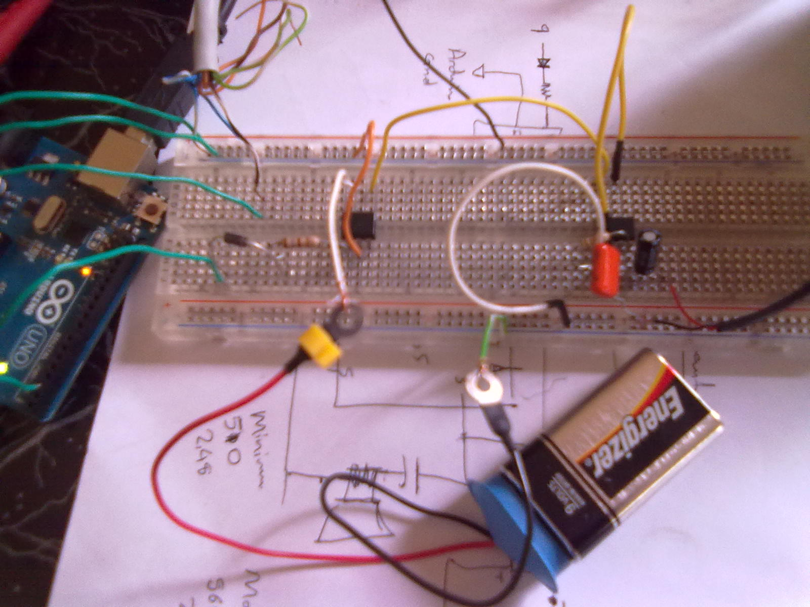 DIY: Door Alarm System using the Arduino Uno