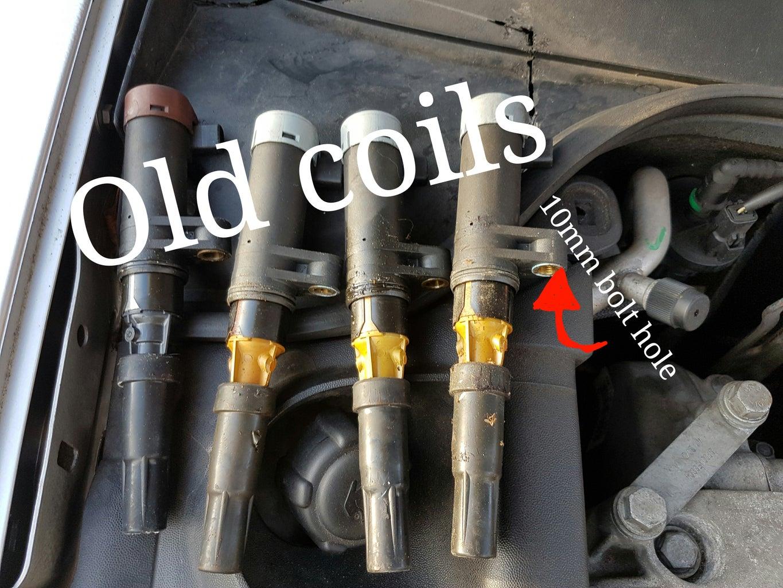Remove Coils