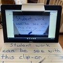 $3 Clip on Document Camera