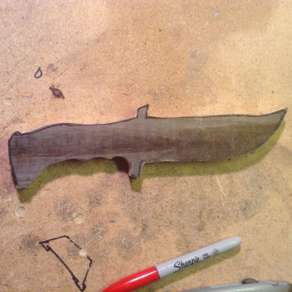 Cutting Yee Wood