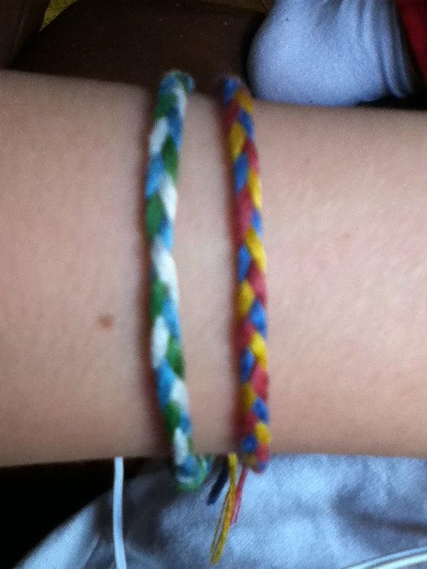 How to Make a Friendship Bracelet
