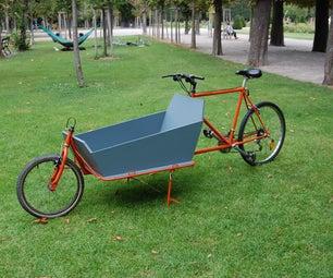 Build a 2-wheel Cargo Bike