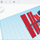International Space Station Using Tinker CAD