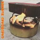 Cardboard Burner