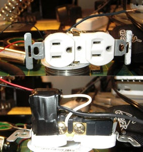 Build Outlet Box