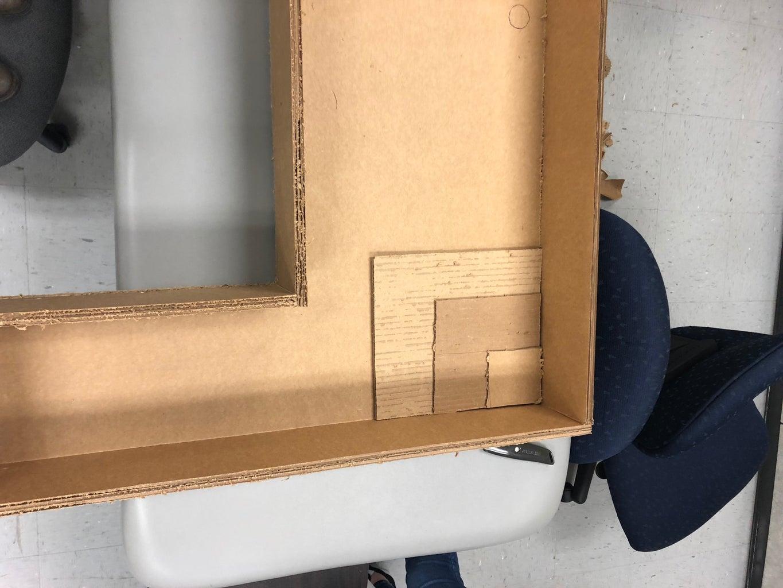 Cardboard Carpentry- Building the Base
