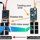 Watson IOT and Node-RED Controlled Robotics