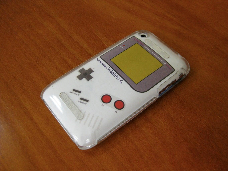 IPhone Gameboy Casemod